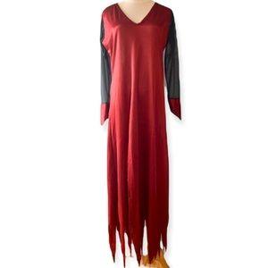 Vampire / Devil / Witch Dress Halloween Costume